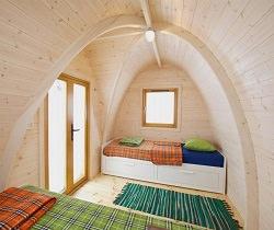 Eco POD hotel in Svizzera