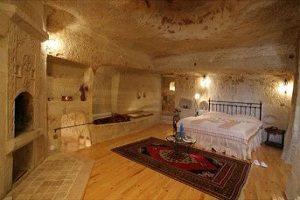 L' Aydinli Cave House in Cappadocia (Turchia). Dove dormire in viaggio in Turchia