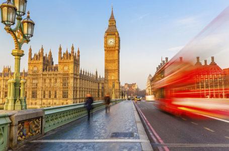 I quartieri di Londra: per la prima volta nella capitale britannica