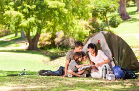 Vacanze in tenda da campeggio – Guida utile