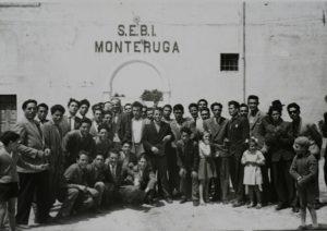 monteruga storica