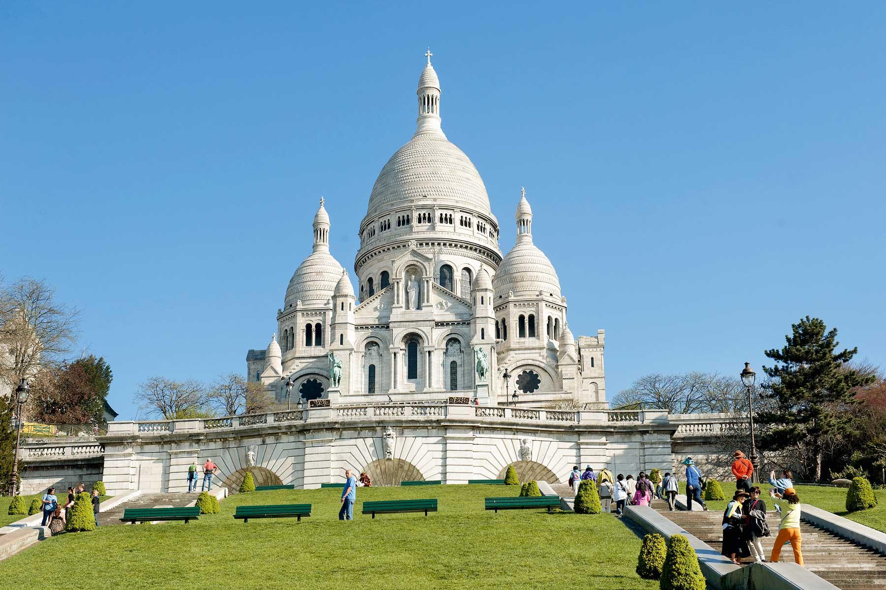 cinque giorni a Parigi