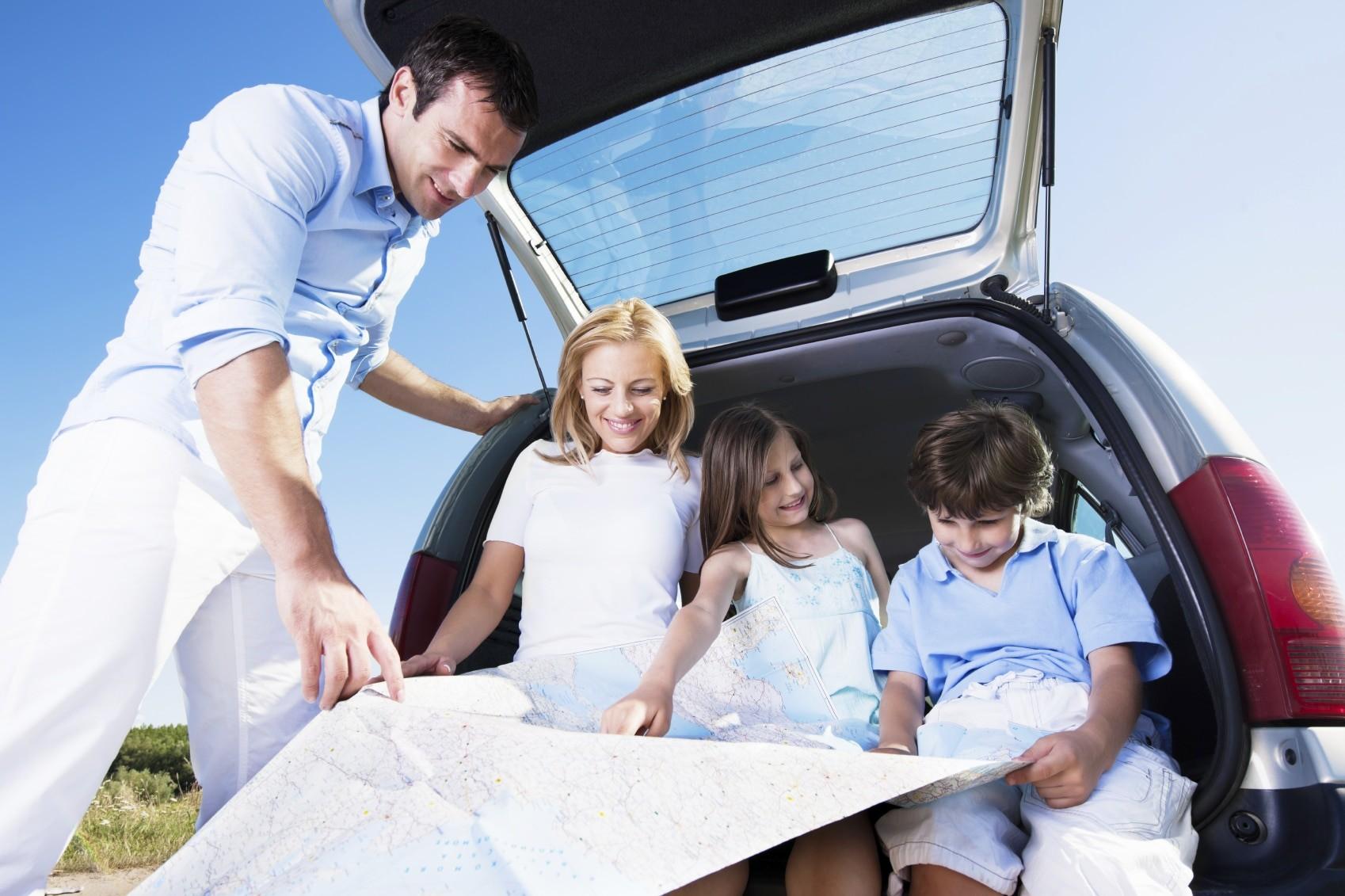 vacanze in famiglia